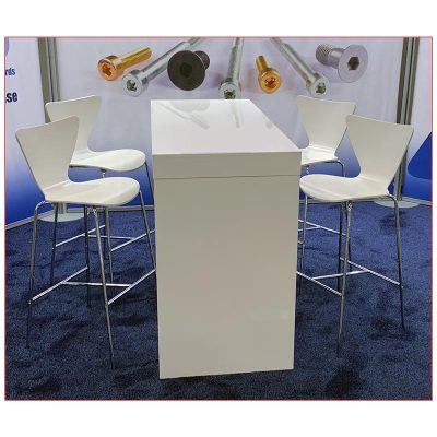 Tendy Bar Stools - Infusco - LV Exhibit Rentals in Las Vegas