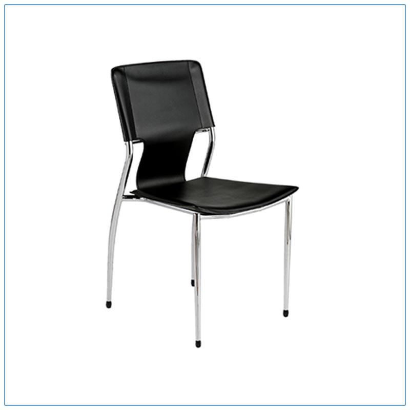 Terry Chairs - Black - LV Exhibit Rentals in Las Vegas