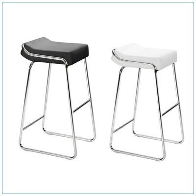 Wedge Bar Stools - Trade Show Furniture Rentals from LV Exhibit Rentals in Las Vegas
