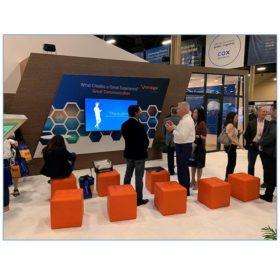 Dario Ottmans - Orange - Channel Partners 2019 - LV Exhibit Rentals in Las Vegas