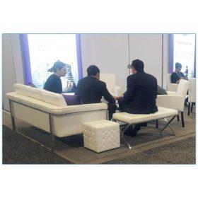 Dario Ottmans - White - AAOS 2019 - LV Exhibit Rentals in Las Vegas