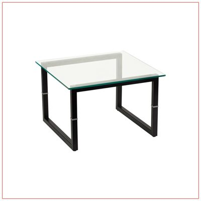 Gulf End Tables - LV Exhibit Rentals in Las Vegas