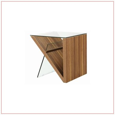 Harper End Tables - LV Exhibit Rentals in Las Vegas
