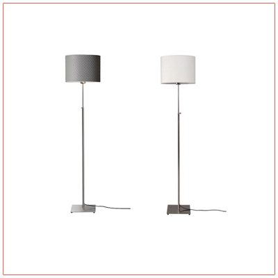 Lang Adjustable Floor Lamps - LV Exhibit Rentals in Las Vegas