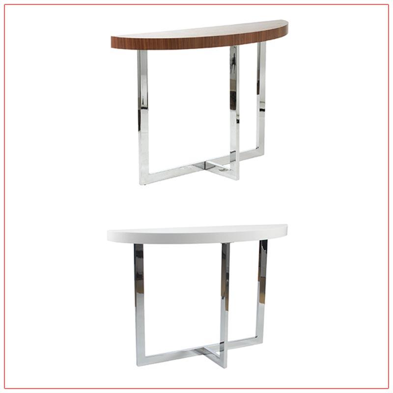 Oliver Sofa Tables - LV Exhibit Rentals in Las Vegas