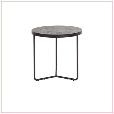 Providence End Tables - LV Exhibit Rentals in Las Vegas
