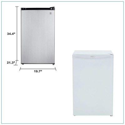 Refrigerator 4.4CF - LV Exhibit Rentals in Las Vegas