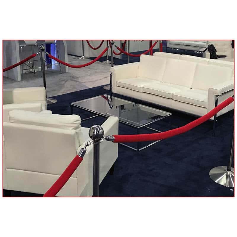 Sandor Cocktail Table - LV Exhibit Rentals in Las Vegas
