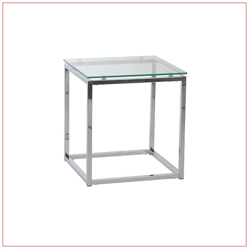 Sandor End Tables - LV Exhibit Rentals in Las Vegas