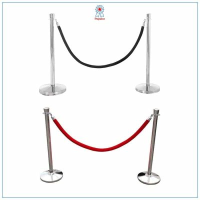Stanchion Package - LV Exhibit Rentals in Las Vegas