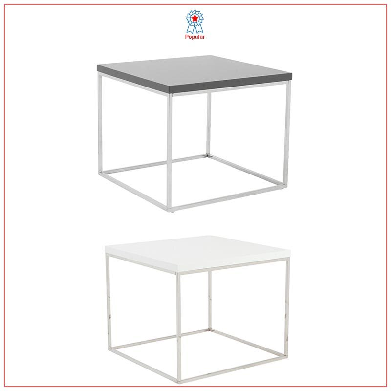 Teresa End Tables - LV Exhibit Rentals in Las Vegas