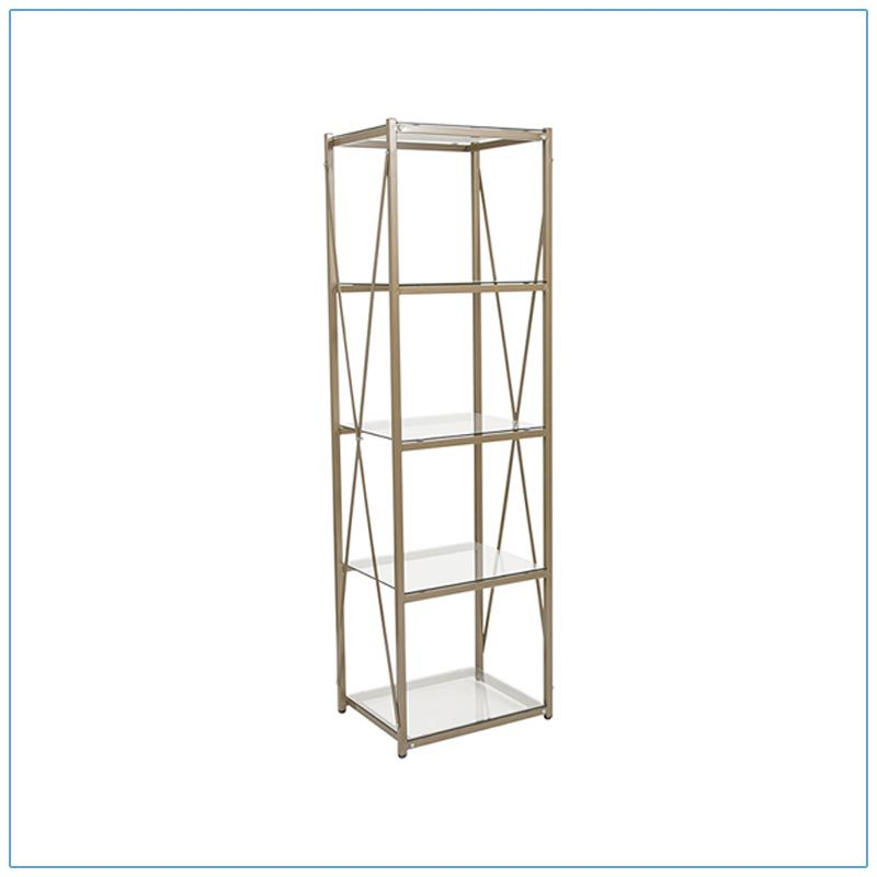 Vista Display Shelves - LV Exhibit Rentals in Las Vegas