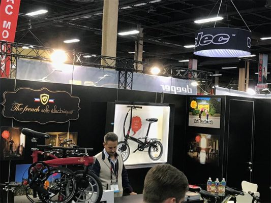 10x20 Trade Show Booth Rental Package 219 - Custom Shelf - LV Exhibit Rentals in Las Vegas