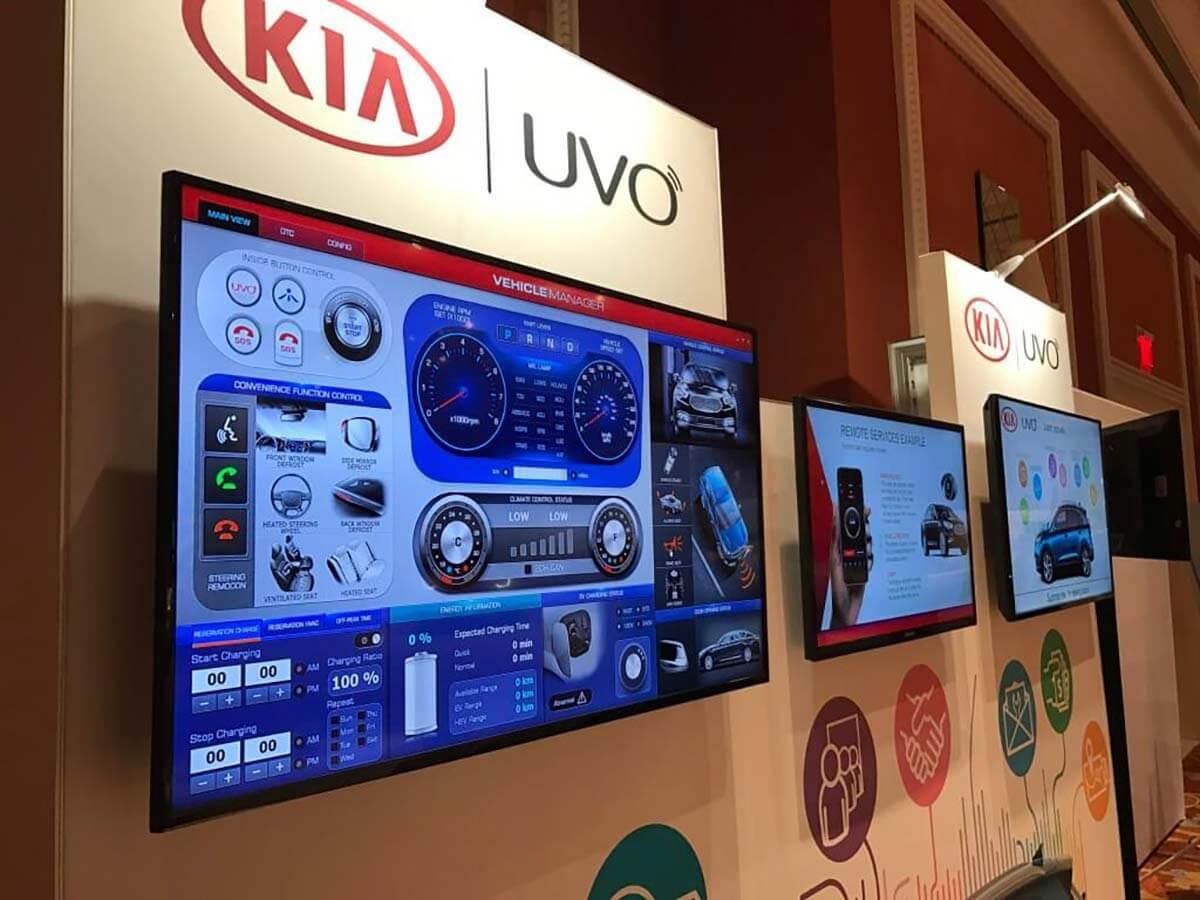 Audio Visual Rentals in Las Vegas LV Exhibit Rentals