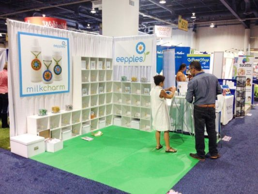 Eeples - 10x10 Trade Show Booth Rentals from LV Exhibit Rentals in Las Vegas