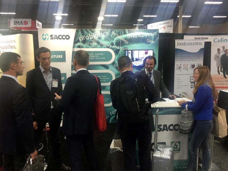 Sacco - 10x10 Trade Show Booth Rental Package 105 - LV Exhibit Rentals in Las Vegas