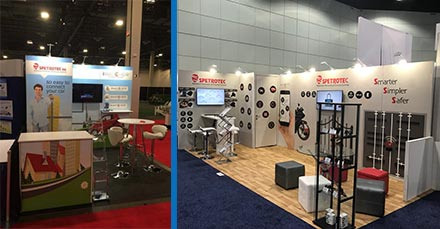 Top 8 Advantages to Renting Your Next Trade Show Booth - LV Exhibit Rentals in Las Vegas