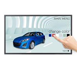 Touchscreen Rentals from LV Exhibit Rentals in Las Vegas