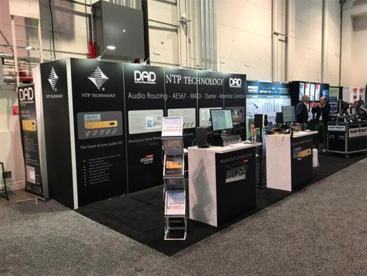 Trade Show Product Demo Counter Rental - LV Exhibit Rentals in Las Vegas