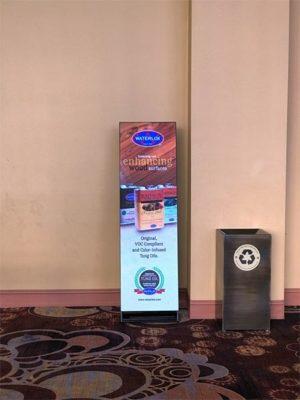 Digital Signage Rental - LV Exhibit Rentals in Las Vegas