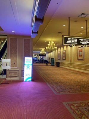 LED Poster Rental - Shot Show - LV Exhibit Rentals in Las Vegas