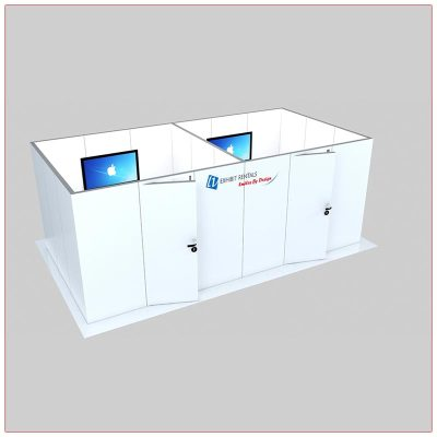 Trade Show Conference Room Rental Package C5 - LV Exhibit Rentals in Las Vegas