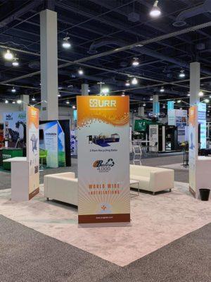 Trade Show Kiosk Rentals - LV Exhibit Rentals in Las Vegas