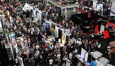 Weaving Your Way Through The Costly Maze Of Trade Shows - LV Exhibit Rentals in Las Vegas