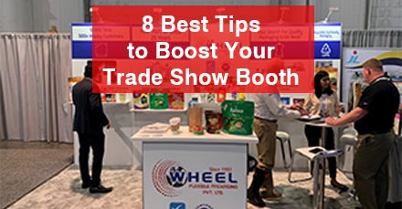 8 Best Tips to Boost Your Trade Show Booth - LV Exhibit Rentals in Las Vegas
