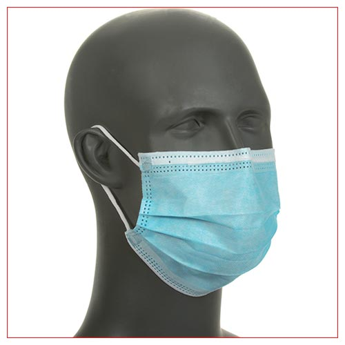 Prevention Solutions - Disposable Face Masks from LV Exhibit Rentals in Las Vegas